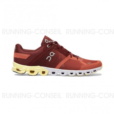 ON RUNNING Cloudflow Homme Rust   Limelight