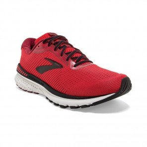 BROOKS ADRENALINE GTS 20 Homme | Red/Black/Grey