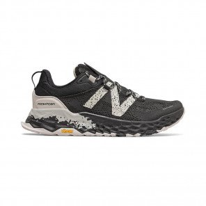 NEW BALANCE Fresh Foam Hierro v5 Homme | Black with Moonbeam