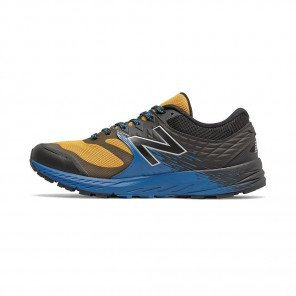 NEW BALANCE SUMMIT K.O.M. Homme | Varsity Gold with Black & Neo Classic Blue
