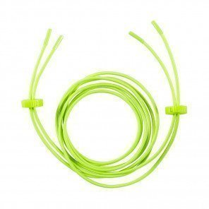 RONHILL Lacets Elastiques 91cm | Fluo Yellow