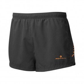 RONHILL Short RACER CARGO STRIDE Homme | Black/Sunburst | Collection Printemps-Été 2019